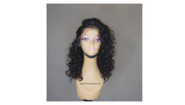 "16"" Lace Frontal Wavy (5thAveCrown)"