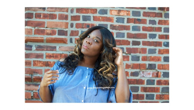"24"" Raw Indian Temple Hair (Highlights) 