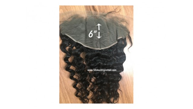 "13""x6"" Lace Based Frontal"